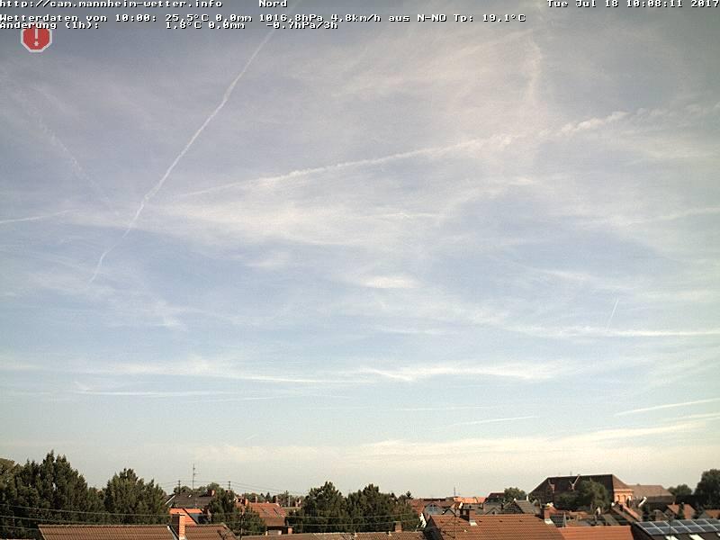 SkyCam Mannheim